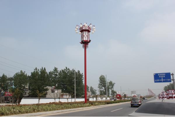 安徽省芜湖市民族特色灯